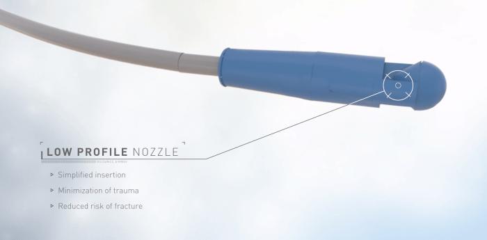 LowProfile Nozzle