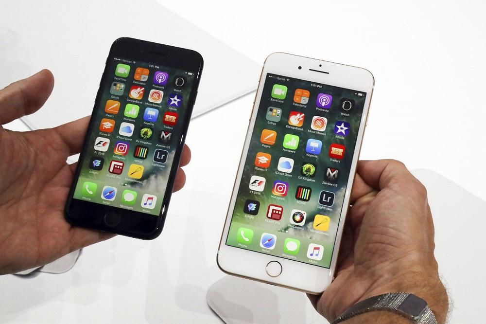 iPhone 7 Ekran