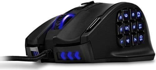 souris pour usage jeu vidéo