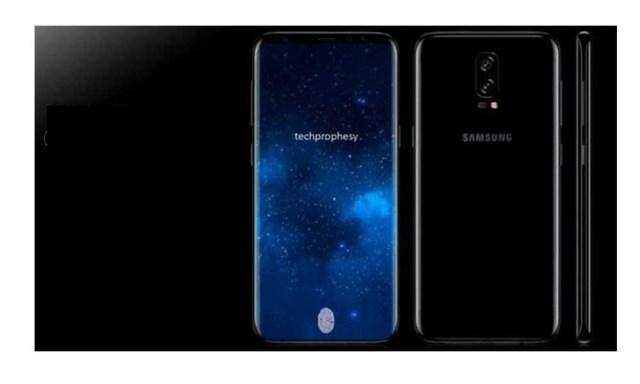 capteurs photo Galaxy S10