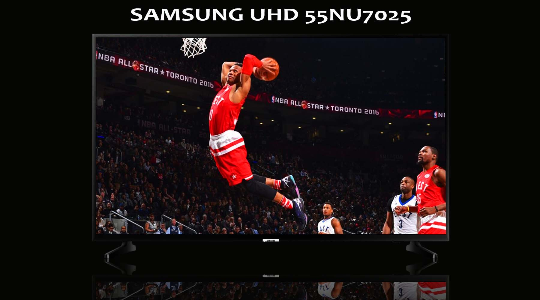 Samsung UHD 55NU7025