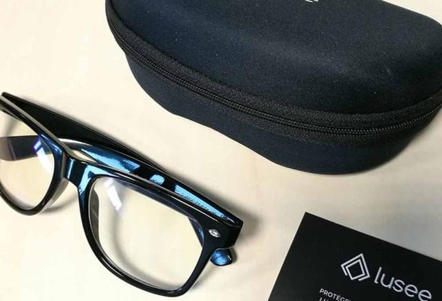 lunette anti-lumière bleue