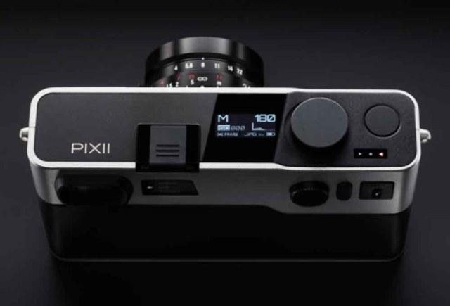 appareil photo Pixii