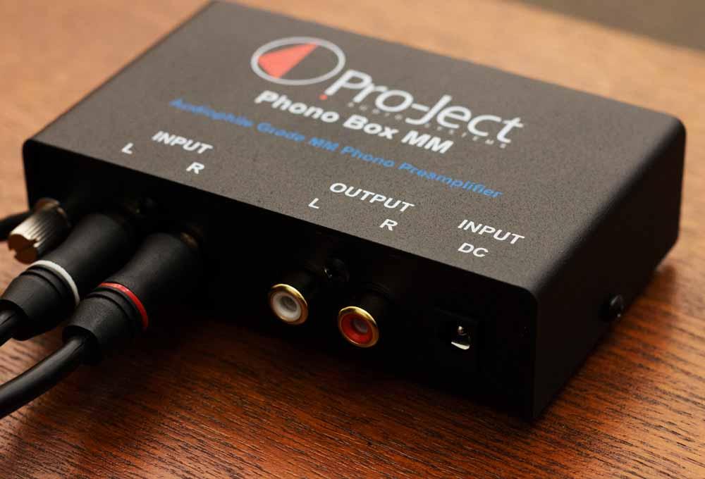 Pro-Ject Phono Box MM DC