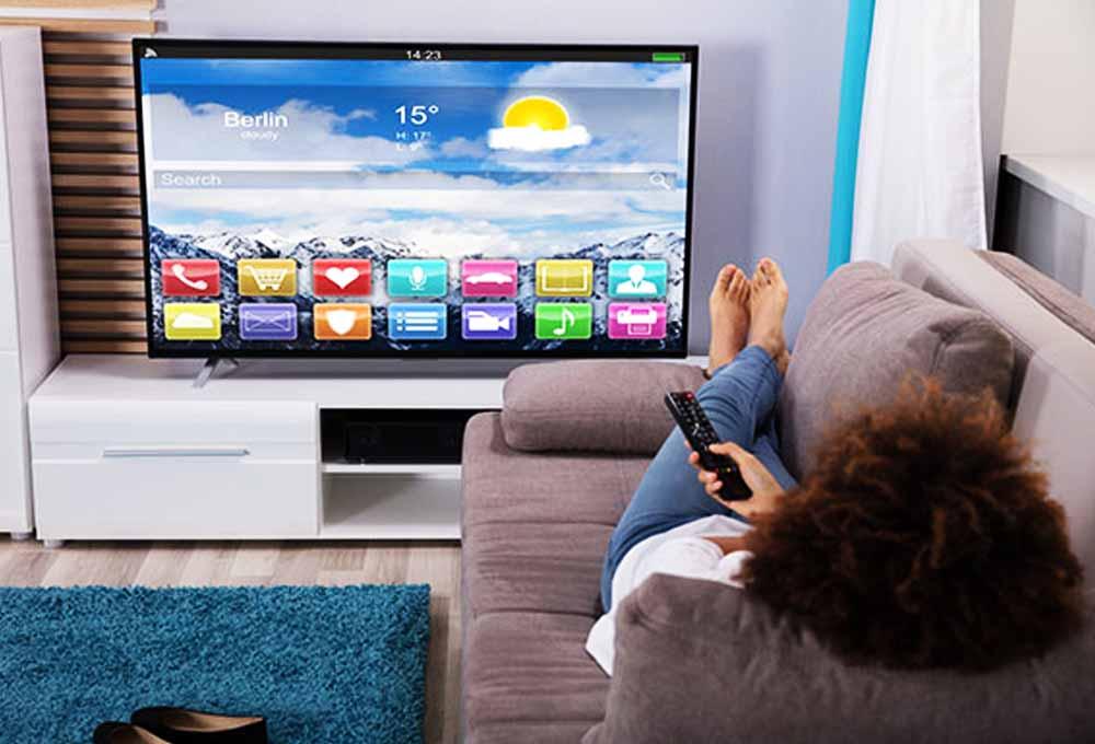 connecter une TV sur internet