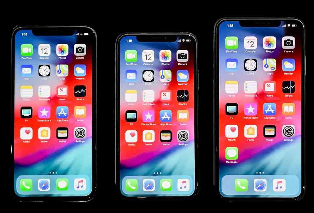 iPhone XR VS iPhone XS