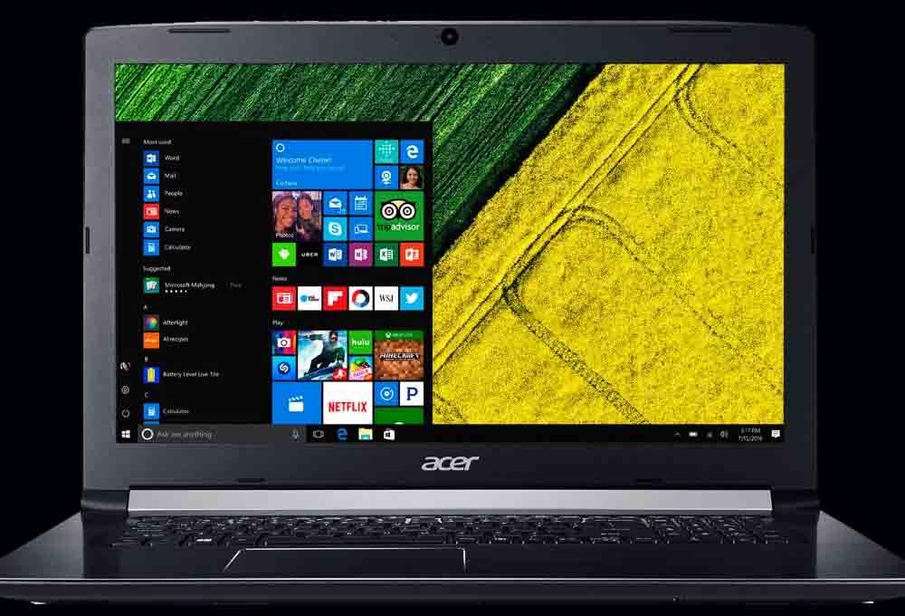 Acer Aspire a517
