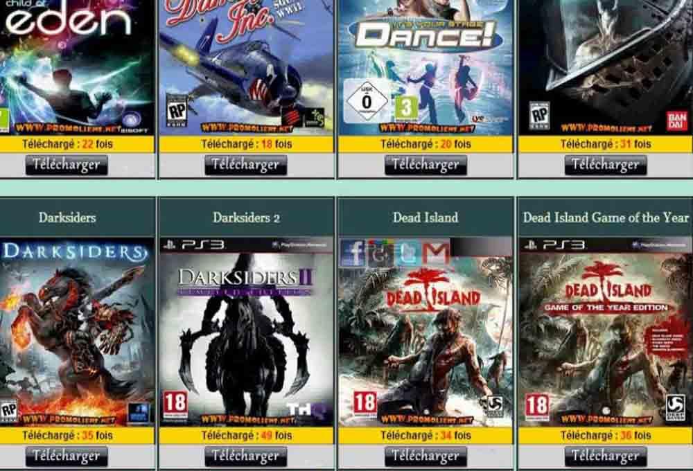 telecharger application jeux video pc gratuit