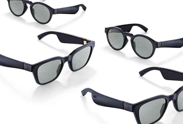 lunette connectée Frame