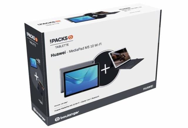 tablette Huawei M5