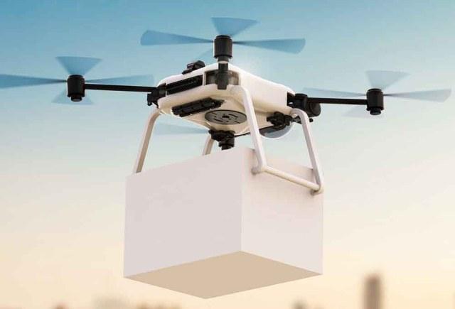 Drones livreurs