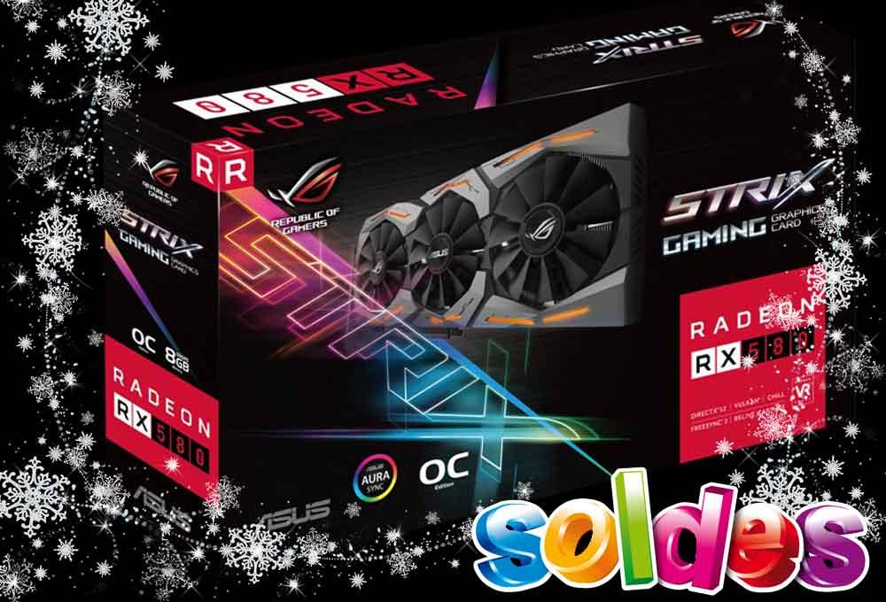 ROG STRIX RX580