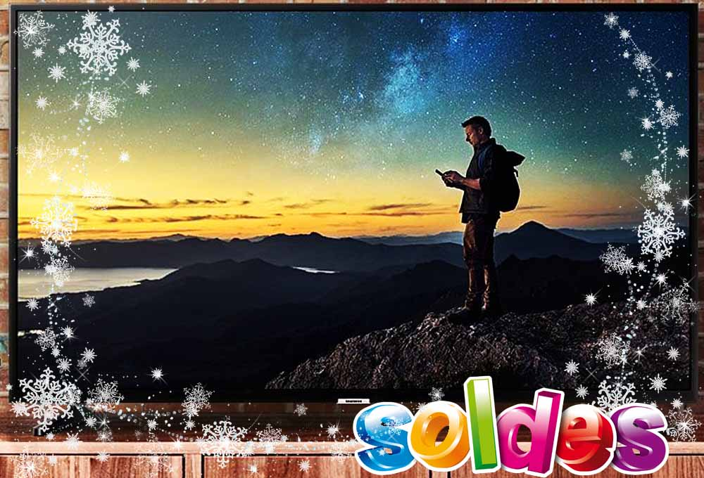 TV Samsung UE65NU7025