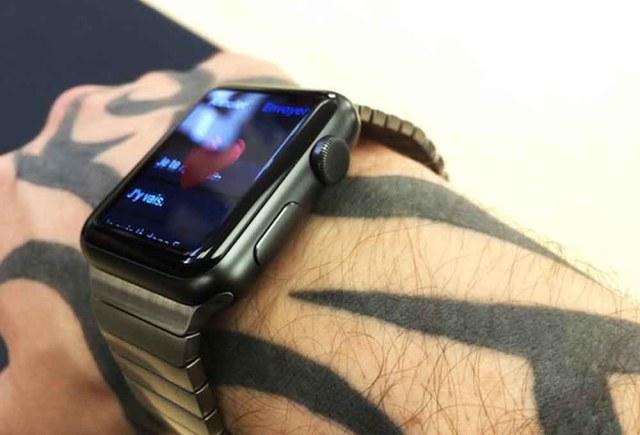 futures Apple Watch