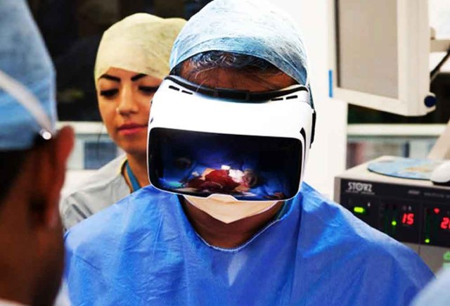 technologie VR
