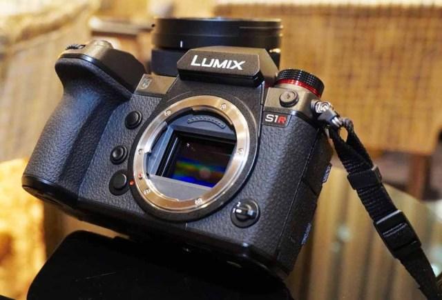 Lumix S1R Hybride
