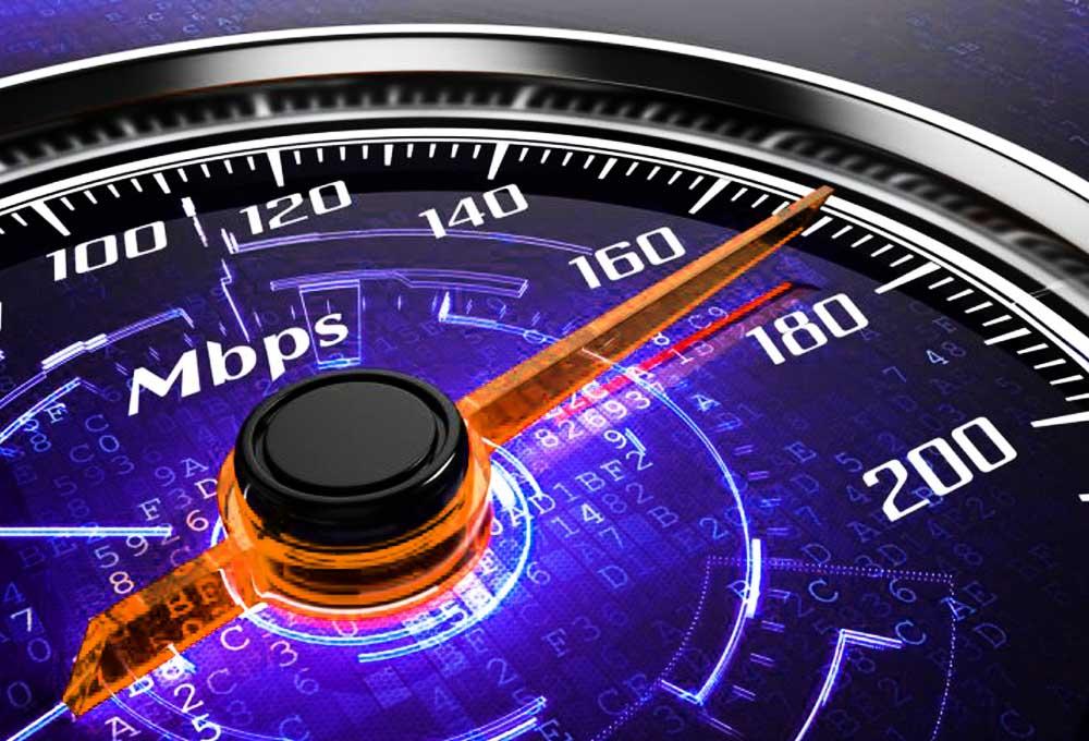 tester vitesse de votre connexion