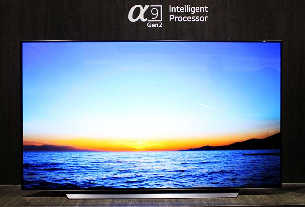 TV LG C9 OLED