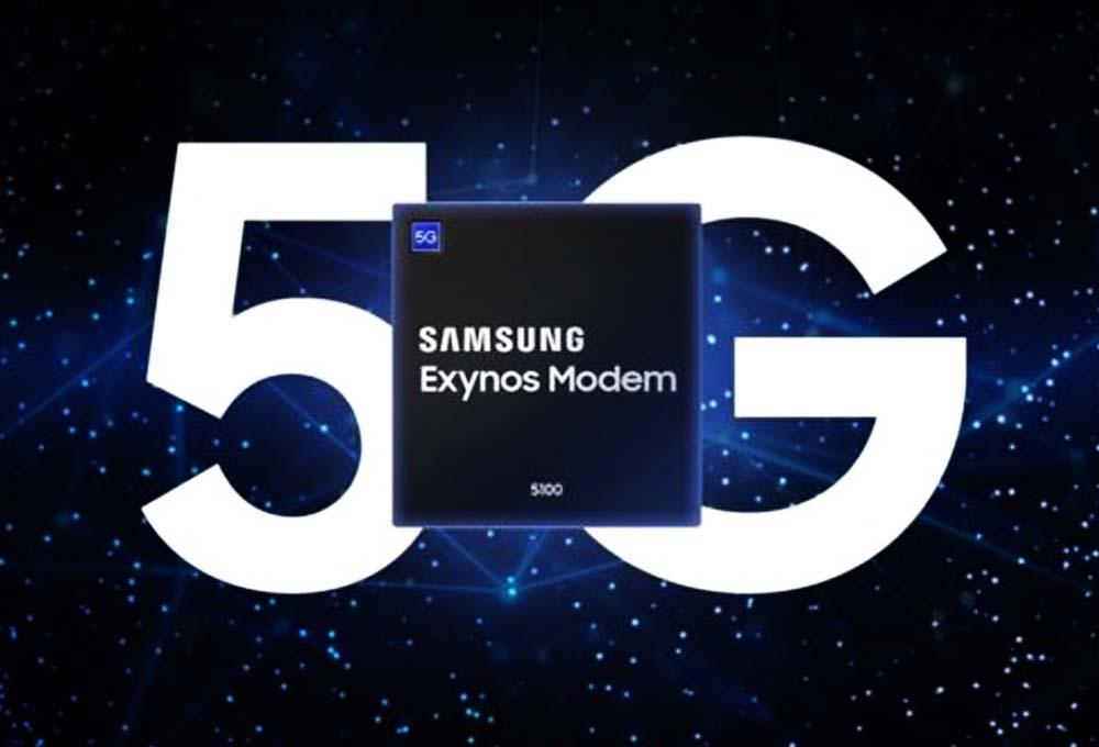 puces 5G Samsung