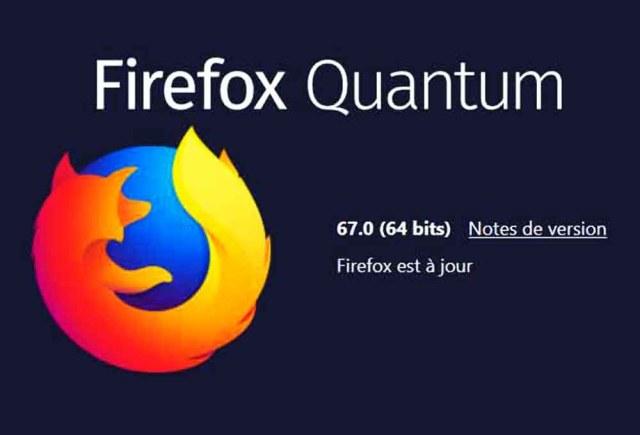 Firefox 67