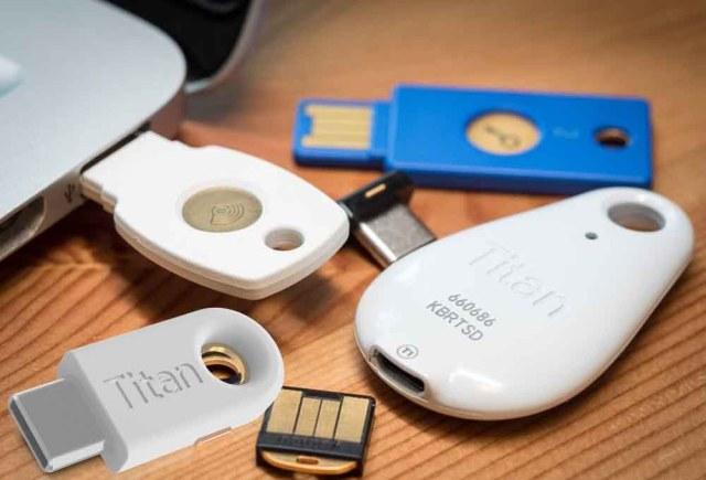 Clé USB Titan USB-C