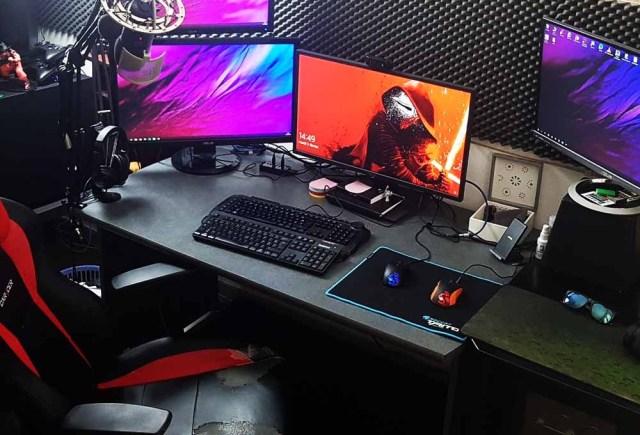 PC pour jeux vidéo