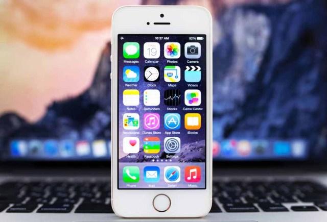 Système d'exploitation iOS 13