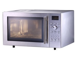 my microwave is not heating but the