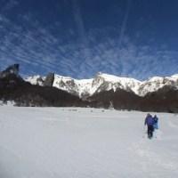 Balade en raquettes dans la vallée de chaudefour