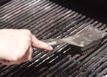 come-pulire-barbecue