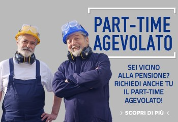Part-time agevolato