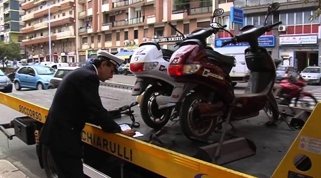 multa-scooter