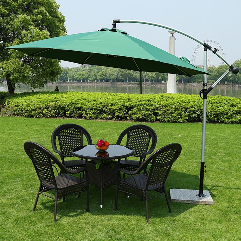 outdoor umbrella tables