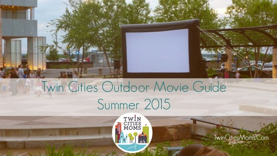 Twin Cities Outdoor Movie Guide Free Outdoor Movies