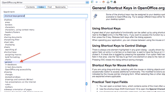 Keyboard Shortcuts for your Office Software [Mac, Microsoft