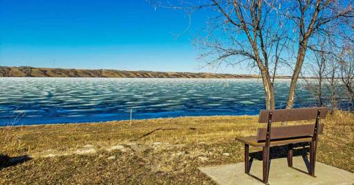 Relax in the Fabulous Mineral Springs of Canada's Dead Sea: Little Manitou  Lake   guide2travel.ca