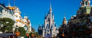 Magic Kingdom Attractions