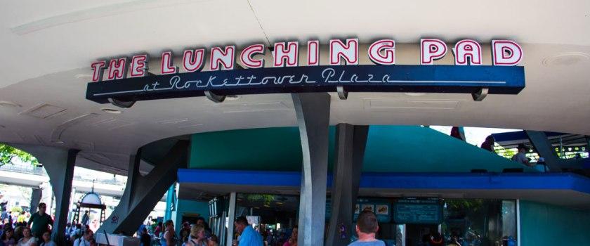 Lunching Pad - Magic Kingdom Dining