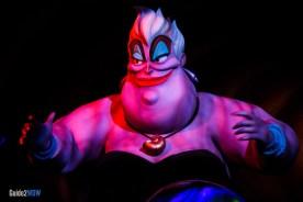 Ursula - Journey of the Little Mermaid - Magic Kingdom Attraction