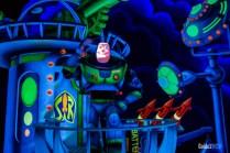 Buzz Animatronic- Buzz Lightyear Space Ranger Spin - Magic Kingdom Attraction
