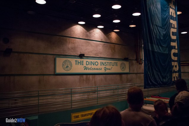 Dino Institute - Dinosaur - Animal Kingdom Attraction
