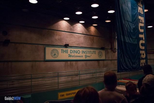 Dino Institute - Dinosaur - Animal Kingdom Attraction