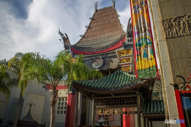 Exterior - Great Movie Ride - Disney Hollywood Studios Attraction
