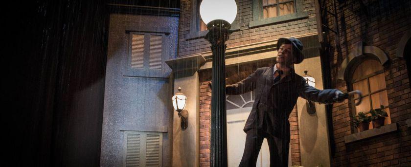 Gene Kelly - Sining in the Rain - Great Movie Ride