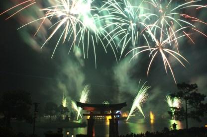 Illuminations Fireworks - Epcot