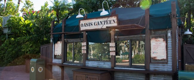 Oasis Canteen - Disney's Hollywood Studios Restaurant