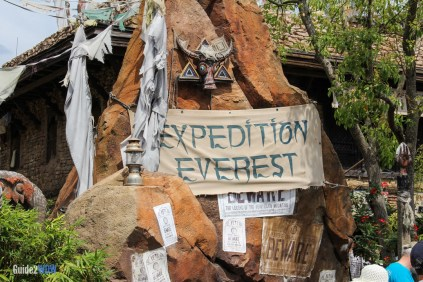 Expedition Everest - Animal Kingdom Attraction