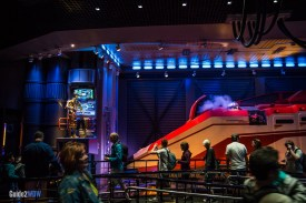 Queue - Star Tours - Hollywood Studios Attraction