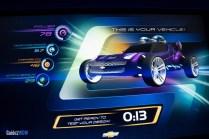 Test Track - Car Design - Purple Car