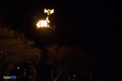 Torch Illuminations - Epcot Attraction
